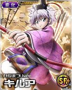 Killua card 35