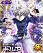 Killua card 9