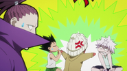 110 - Killua and Ikalgo arguing