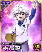Killua card 27
