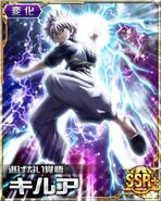 Killua card 5