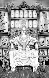 Chap 349 - Tserriednich's collection