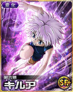 Killua card 24