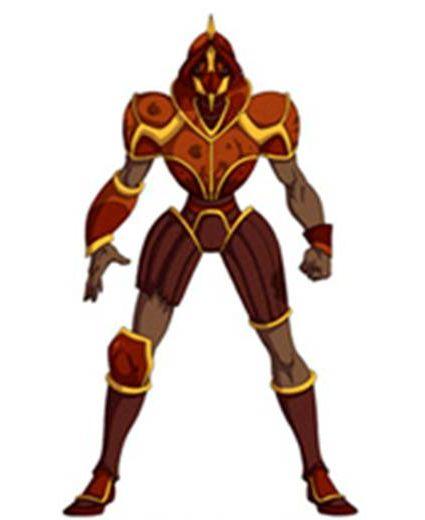 Huntik Titans Conquistador