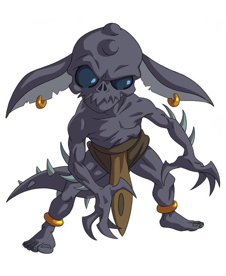 Huntik Titans Impet