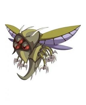 Huntik Titans Enforcer