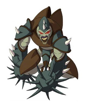 Huntik Titans Dominator