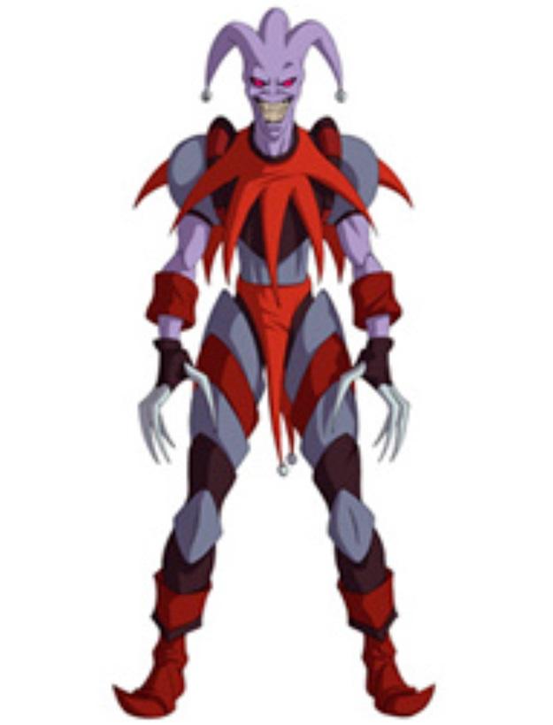 Huntik Titans Harlekin