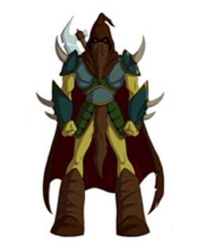Huntik Titans Shadow_Agent