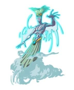 Huntik Titans Tao