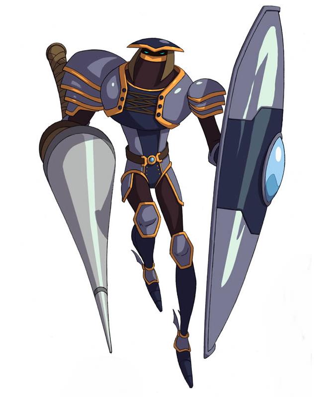 Huntik Titans Freelancer