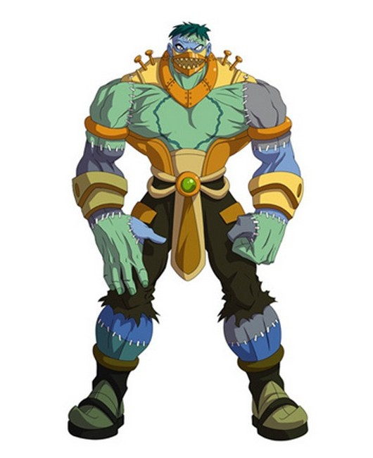 Huntik Titans Legion