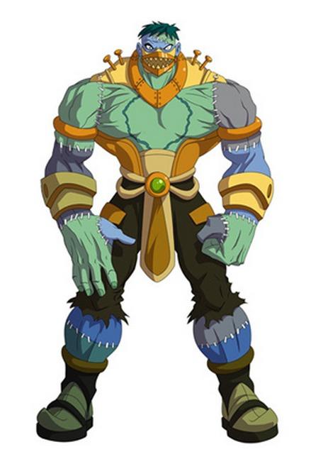 Width 624 Pixels Height 617 Huntik Legendary Titans 31458