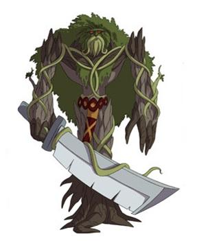 Huntik Titans Gybolg