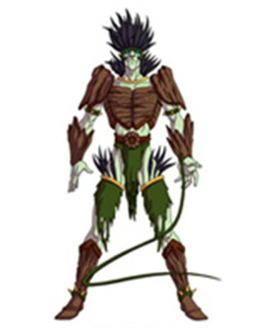 Huntik Titans Kaioh