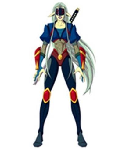 Huntik Titans Kunoichi
