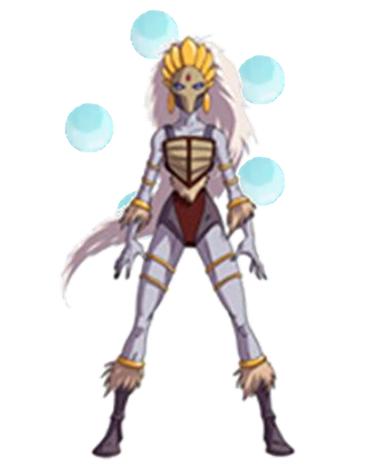 Huntik Titans Janusea_2