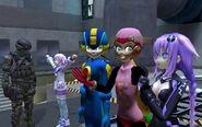 Roll meet a new friend by aspider25-d5w3hdx