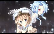 Blanc and white heart by ranoha-d5jh65n