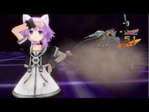 Neptune kitty costume
