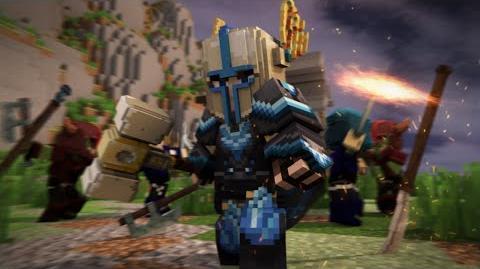 Warlords Domination - Cinematic Trailer Minecraft Animation