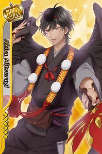 (Hot Springs Scout) Akira Mitsurugi UR