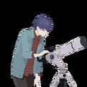 (Astronomical Observation Scout) Lucas LE transparent