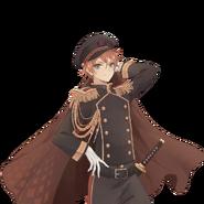 (Taisho Roman Scout) Ban Jumonji UR Transparent
