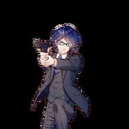 (Agent Scout) Aoi Kakitsubata UR Transparent