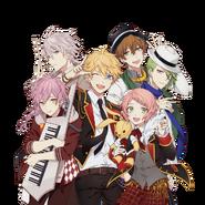 (New year fanmeeting 2017) Seiya Aido GR Transparent