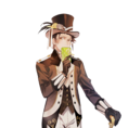 (Valentine's Day Scout) Tsubaki Rindo UR Transparent