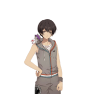 (1st Anniversary Scout) Eva Armstrong LE Transparent