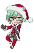 (X'mas 2016 Scout) Shiki Amabe SD Jump