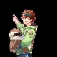 (Cyber Scout) Futami Akabane LE Transparent