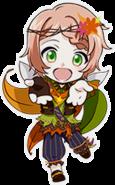 (Halloween 2016 Scout) Kanata Minato SD Kiss