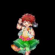 (Seiya no hoshi ni negai wo) Enju Hayama HN Transparent