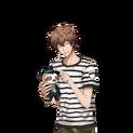 (Phantom Thief vs Police Scout) Futami Akabane SR Transparent