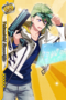 (Cyber Scout) Takamichi Sanzenin SR