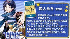 Aoi RR Tarot