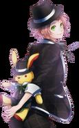 (Art Appreciation Scout) Kanata Minato UR Transparent