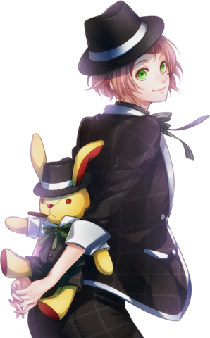 File:(Art Appreciation Scout) Kanata Minato UR Transparent.png