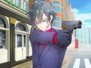 (Agent Scout) Kuro Yakaku UR 3