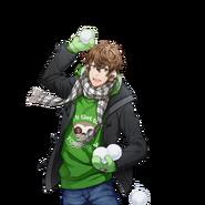 (Snowy Day Scout) Futami Akabane SR Transparent