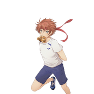 (Sports Festival Scout) Ban Jumonji SR Transparent
