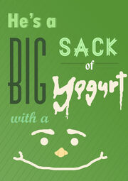 Baggles Typography