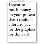 Cheap card