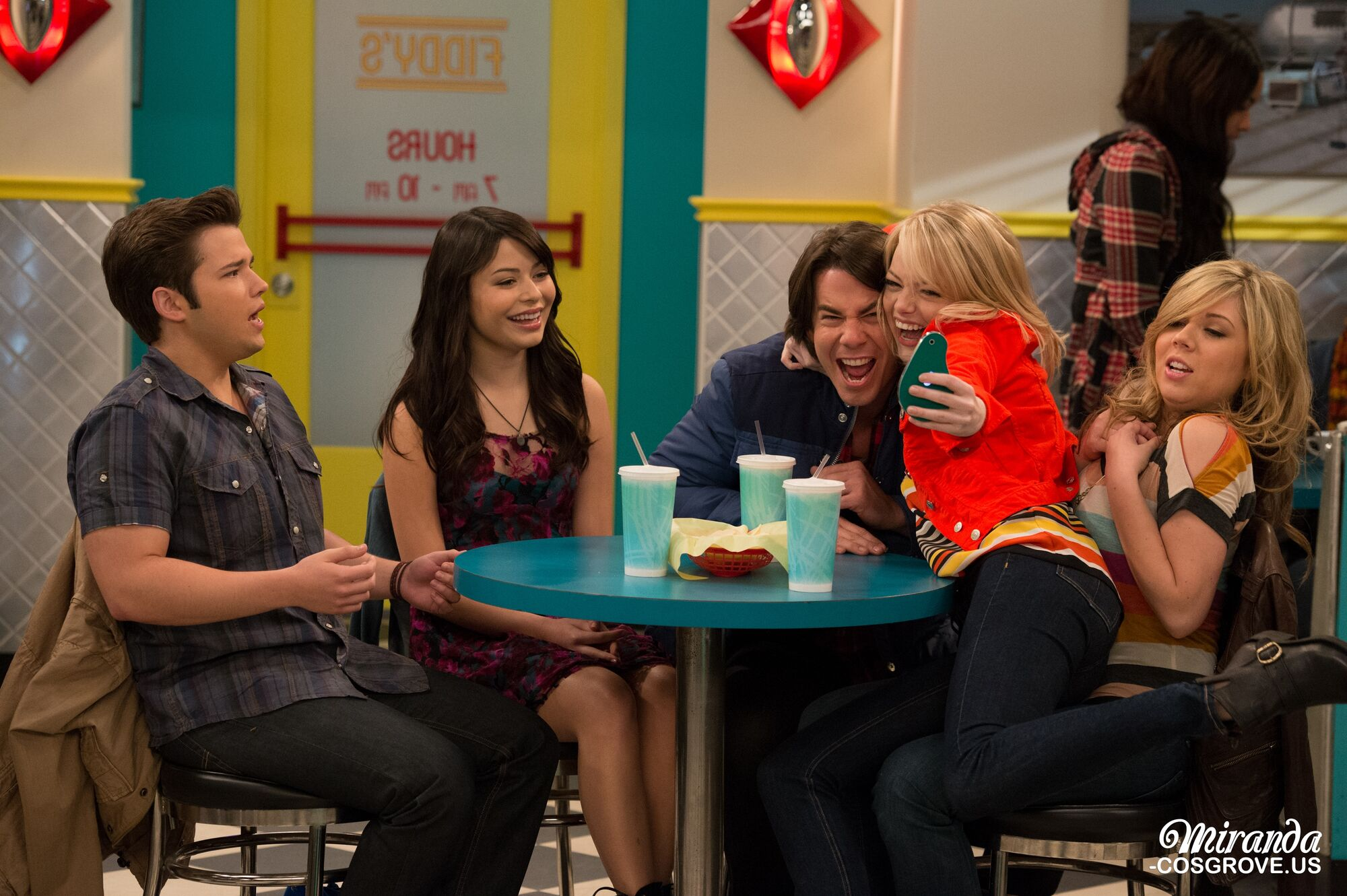iFind Spencer Friends   iCarly Wiki   FANDOM powered by Wikia  iFind Spencer F...