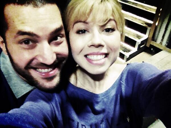File:Jennette and Zoran Korach May 3, 2013.jpg