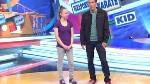 Jennette McCurdy Nathan Kress on Figure It Out Sneak Peek