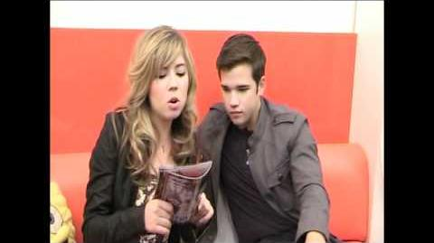 Jennette McCurdy and Nathan Kress give shout out to Total Girl magazine